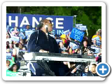 Clip 02 Obama Rally With Stevie Wonder Indianapolis